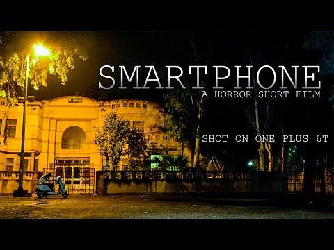 Smartphone - A horror short film | Shot on #Oneplus6T