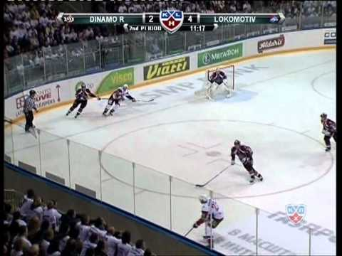 KHL / КХЛ Локомотив - Динамо Рига 08.03.2011из YouTube · Длительность: 8 мин58 с