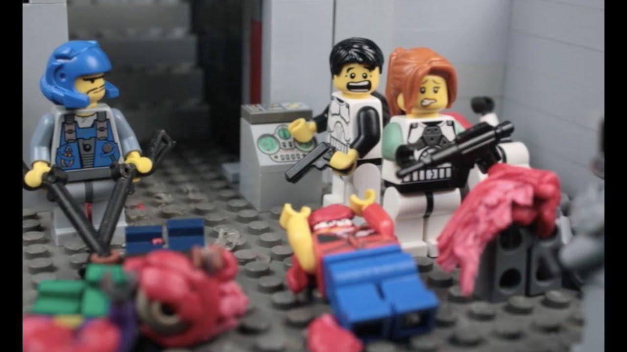 The Lego Zombie Apocalypse Episode 3: Mutation - YouTube
