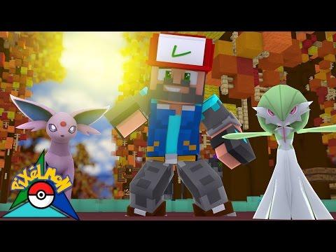 GARDEVOIR + ESPEON!!!! [#13]   Minecraft: Pokémon Trinity [Pixelmon]