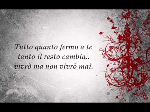 Marco Mengoni - Tanto il resto cambia (lyrics)