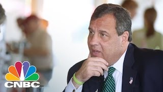 Gov. Chris Christie Questions Trumps Version Of The Truth | Speakeasy | CNBC