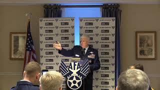 AFA Breakfast Series - Lt Gen L. Scott Rice