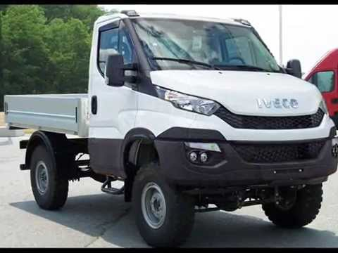 iveco daily 4x4 2015 youtube. Black Bedroom Furniture Sets. Home Design Ideas