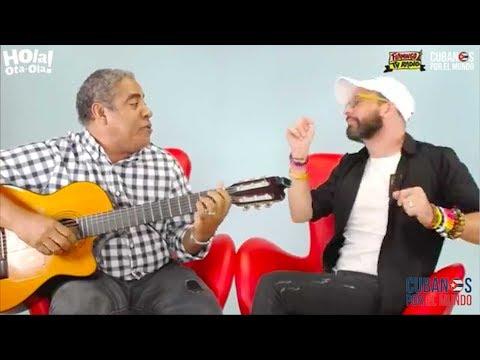 Descargando a lo cubano con el humorista Jorge Díaz en Hola! OtaOla