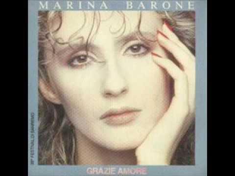 MARINA BARONE - Grazie Amore (1989)