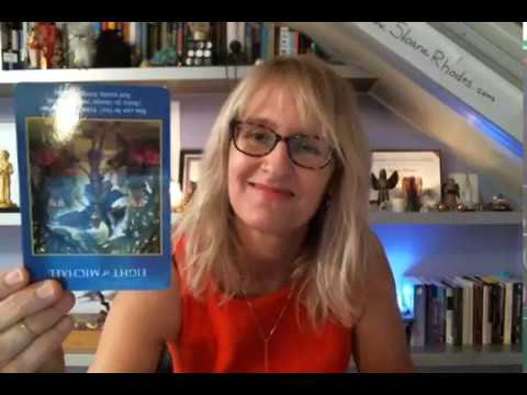 Scorpio Love & Romance October November December 2017 Tarot Reading (Angel & Fairy) by Sloane Rhodes