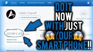 How to make money online with paypal - 2017 i hope you all enjoyed watching this video!! ------------i...