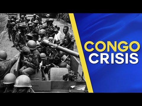 Congo, an 1 - Documentaire sur la Crise Congolaise