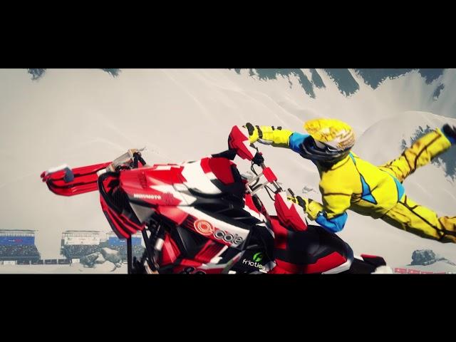 Snow Moto Racing Freedom