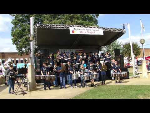 2016 Taylorsville Apple Festival - Alexander Central High School Band