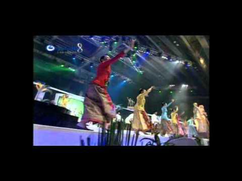 Nandak Malam Final Pemilihan Abang None DKI Jakarta 2010