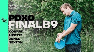 2019 PDXO | FINALB9 | Lizotte, Conrad, Sexton, Jones