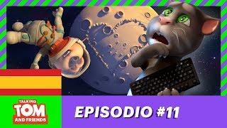 El hombre y la Luna 2 - Talking Tom and Friends (Episodio 11 - Temporada 1)
