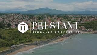 PRESTANT Singular Properties | Guéthary