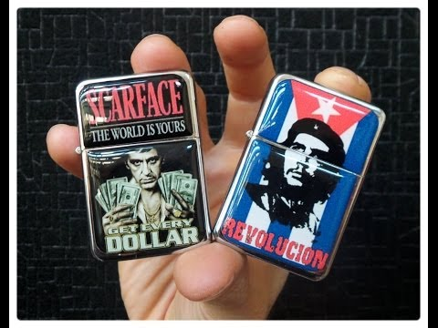 Music Legends Collection finest petrol lighters