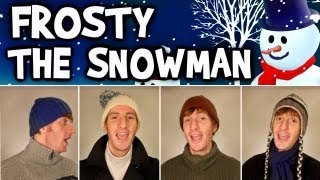 Frosty the Snowman - A Cappella Barbershop Quartet - Julien Neel