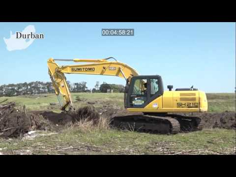 ELB Equipment - Sumitomo (Durable Japanese Excavators In Southern Africa)