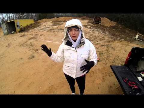 Tara Whichello. Diamond Hill Mine Intro Deleted Scene - aerial video soon to come.