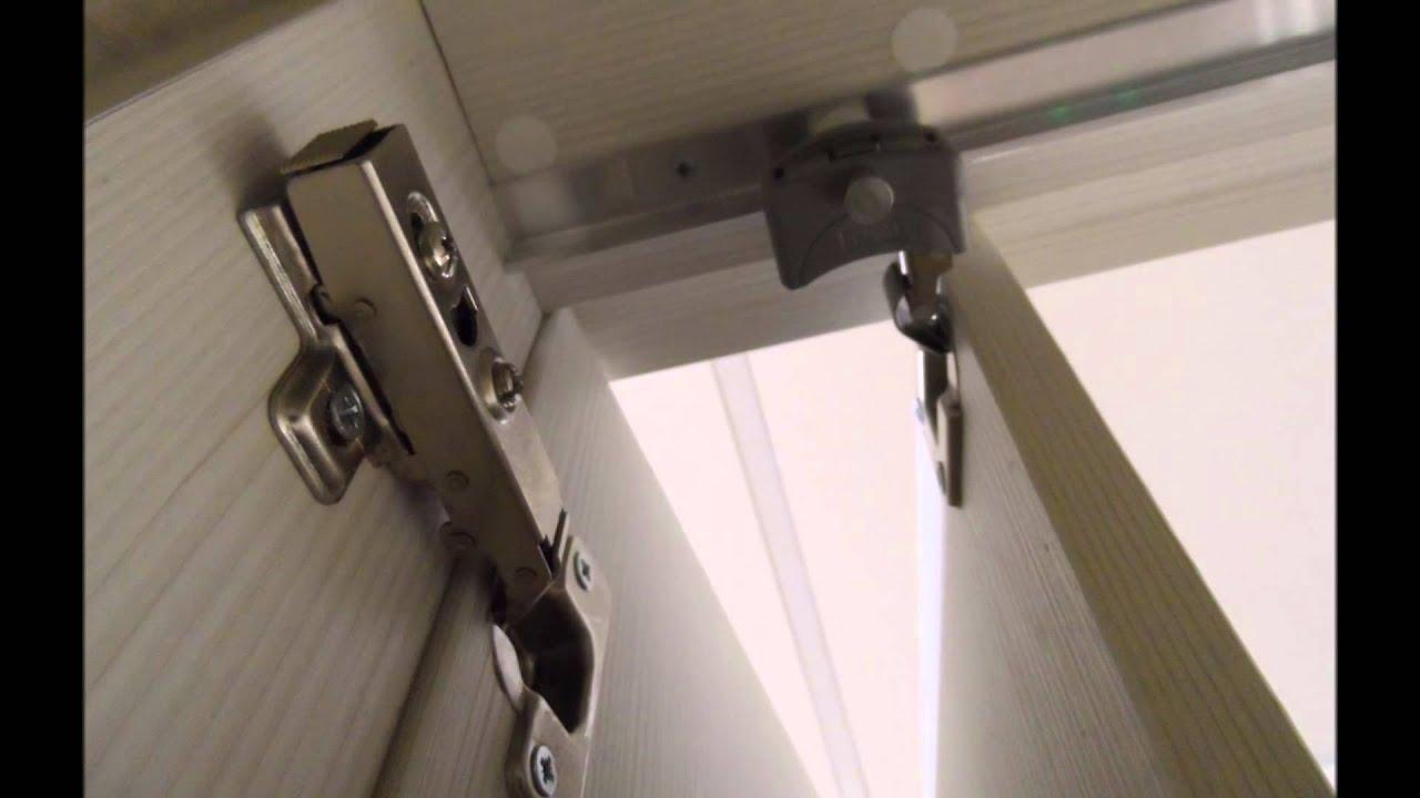 Раздвижные двери с гравированным стеклом и фацетом. - YouTube