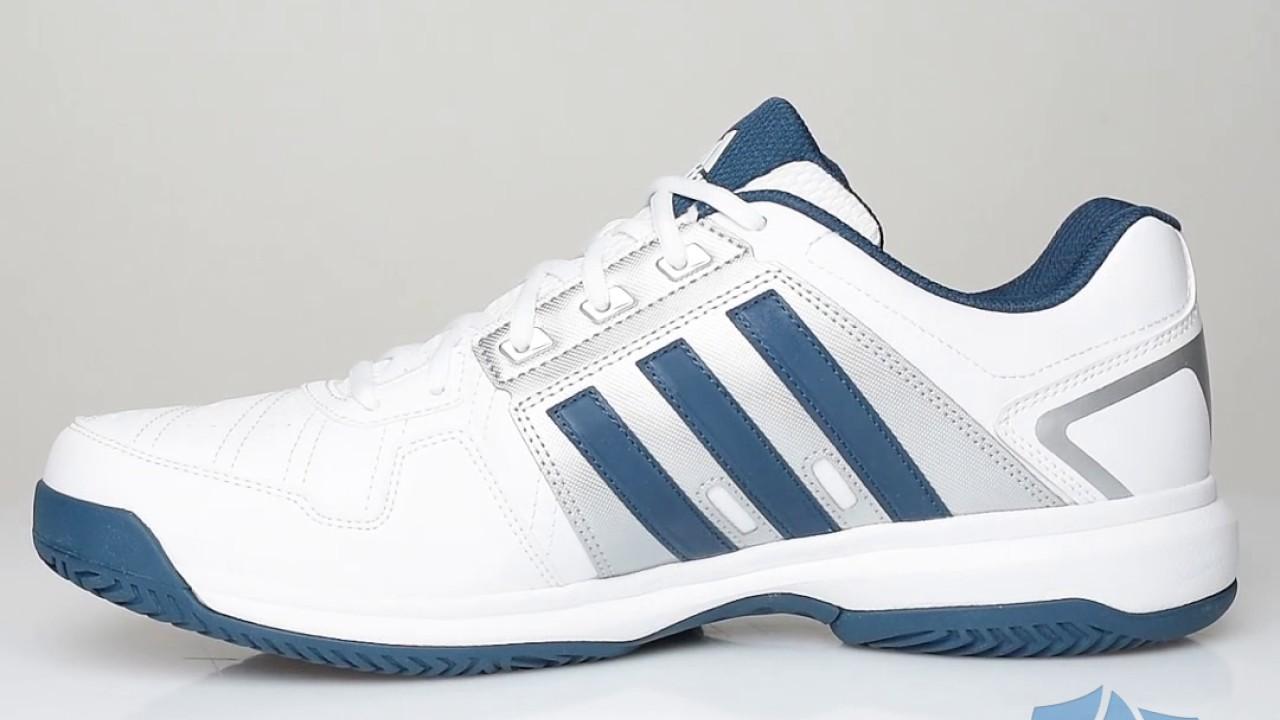 9d53447a84b87e Adidas Barricade Approach Stripes Men - Sportizmo - YouTube