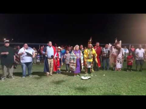 Oklahoma Indian Nations 2017 Elder of the Year