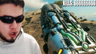 Using The NEW BFG 9000 In Rage 2!