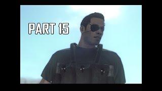 METAL GEAR SURVIVE Walkthrough Part 15 -  (PS4 Pro 4K Let's Play)