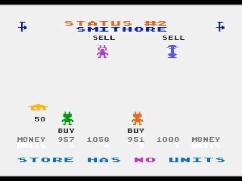 M.U.L.E. Gameplay