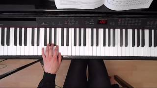 D.C. Glover - Indian Pony Race - C:1 ABRSM 2015/2016 Grade 4 Piano Tutorial
