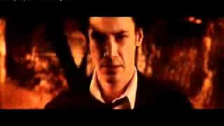 Константин:повелитель тьмы. THREE DAYS GRACE - TIME OF DYING