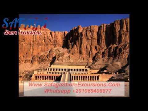 Tour to Luxor Highlights from Safaga Port || Safaga Shore Excursions