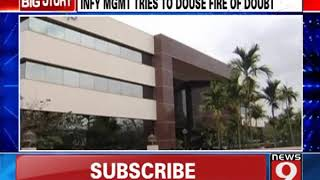 Trouble brewing in Infosys