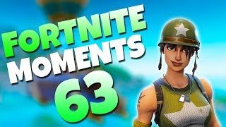 200 IQ SNIPER PREDICTION OR JUST PURE LUCK?! | Fortnite Daily Funny and WTF Moments Ep. 63
