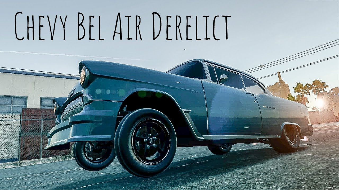 Need For Speed Payback - Chevy Bel Air Derelict - YouTube