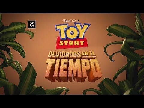 Toy Story: Olvidados en el Tiempo (2014) promoción Blu-ray 2015 (1080p HD)
