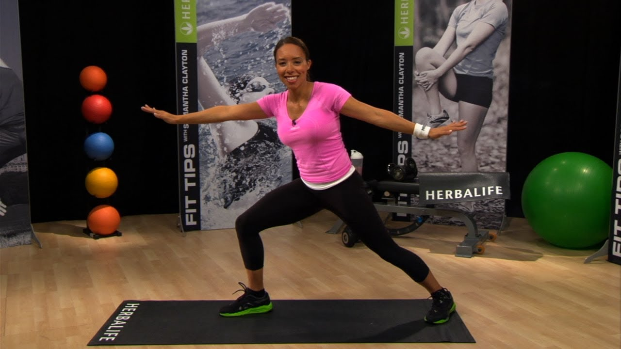 Interval training workout to burn fat | Herbalife Workout ...