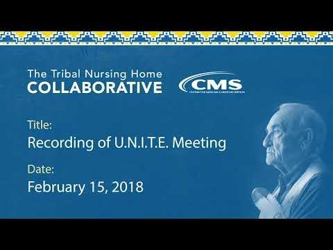 Recording Of U.N.I.T.E. Meeting Held February 15, 2018