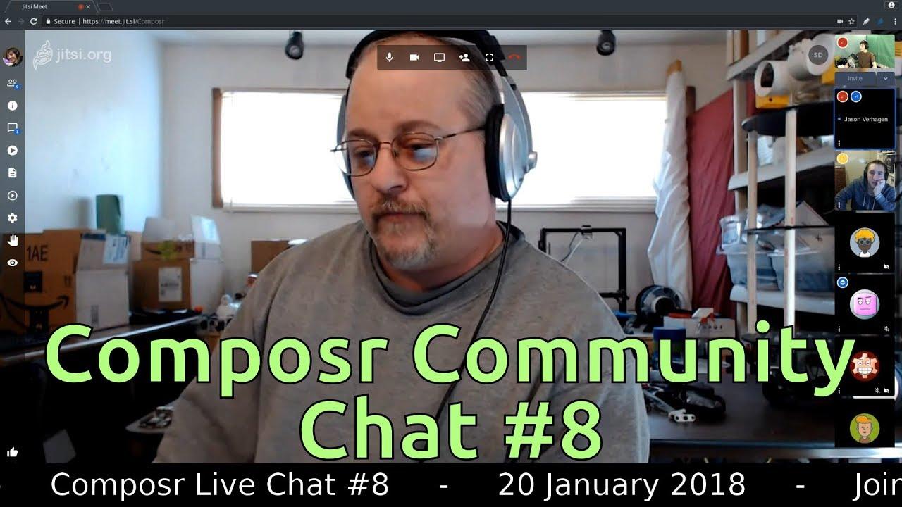 Composr Community Chat #8