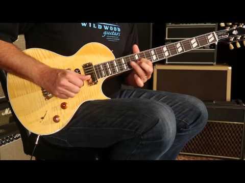 SOLD •Gibson 20th Anniversary Nighthawk Standard  •  SN: 114131344