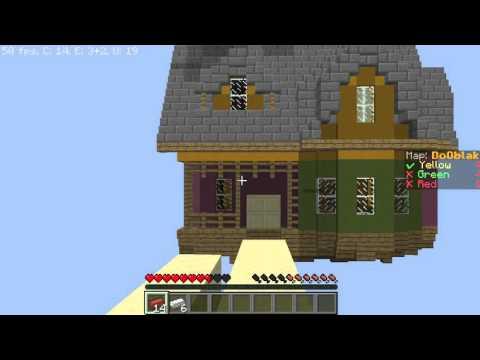 Minecraft Bedwars// Rider/Pomy//TouchMeedCz