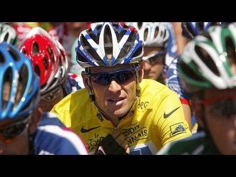 Lance Armstrong Tweets Provocatie Pic