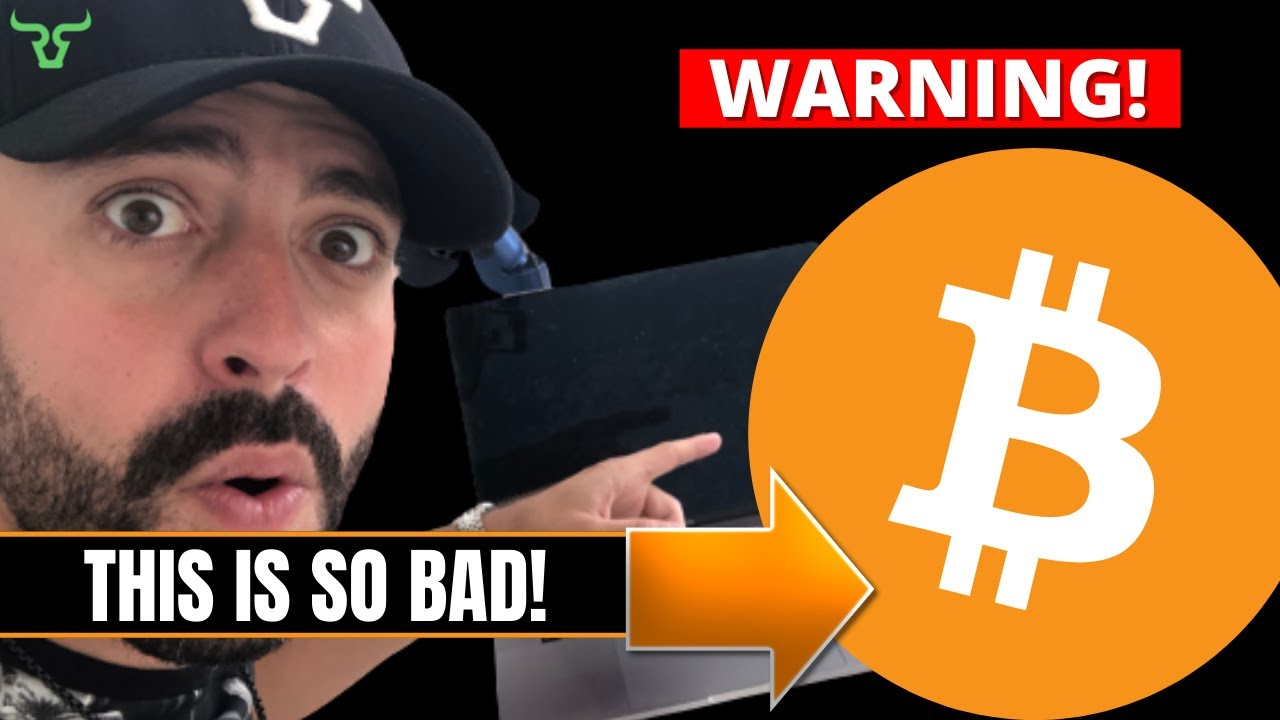 Leak Video! Whales Preparing to dump Bitcoin (Watch Within 24Hrs)