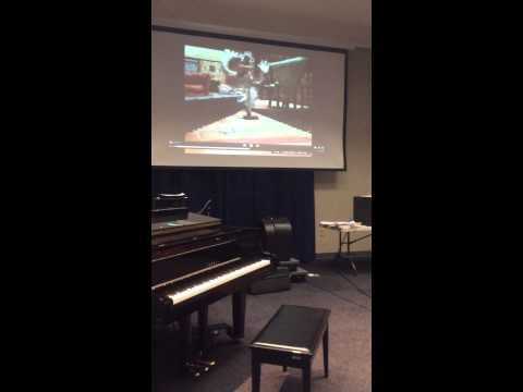 Palo Verde College Music Appreciation Film Scoring Project