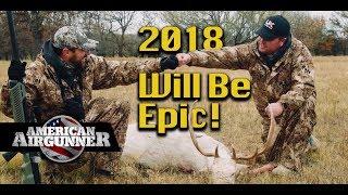 American Airgunner 2018 TV Show Season Teaser : Air Rifle TV Show