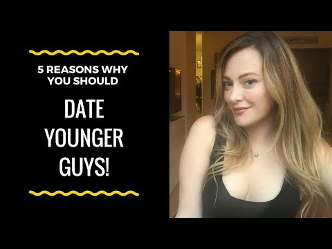 Age Gaps In Relationships: 5 Reasons Why You Should Be Dating A Younger Guy!