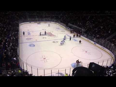 UConns first goal at XL Center for Hockey East