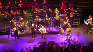 Steve Harley & Cockney Rebel MAKE ME SMILE, Royal Albert Hall, 28 06 2014