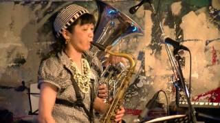 ハッシャバイ/「こまっちゃクレズマwith熊坂路得子」Live at Jirokichi