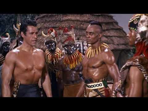 Tarzan e a Tribo Nagasu - Gordon Scott Dublado